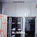 Gambar Roller Blinds Kain Solar Screen Pasang Di Setiabudi Jakarta selatan