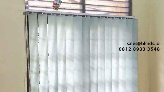 Vertical Blinds Sharp Point Murah Cilandak Jakarta Selatan