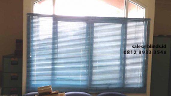 Jual Venetian Blinds Deluxe Slatting Di Apartemen Gading Mediterania Kelapa Gading