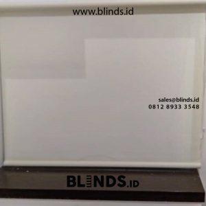 Jual Tirai Roller Blinds Dimout Di Kramat Jaya Koja Gratis Pasang id5413