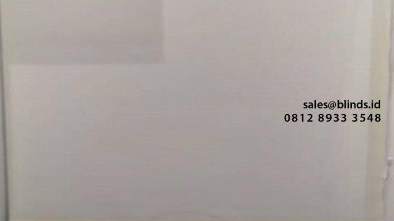 Jual Tirai Roller Blinds Dimout Di Kramat Jaya Koja Gratis Pasang