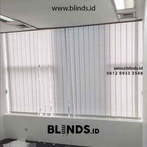 model gorden untuk kantor vertical blinds id5327