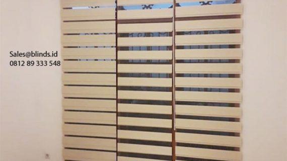 Pusat Jual Zebra Blinds Tersedia Berbagai Warna Pilihan
