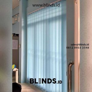 Tirai Vertical Blinds Terbaru Untuk Suasana Rumah & Kantor Makin Nyaman ID4381