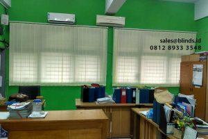 Vertical Blinds Dimout Sp 8003-8 Yellow Cipulir Kebayoran Lama Jakarta id4492