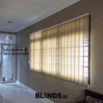 harga vertical blinds solar screen ID5843