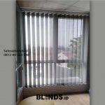 jual vertical blinds solar screen harga murah ID5757