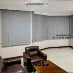 pusat jual vertical blinds blackout custom ukuran ID5458