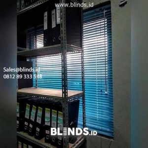 Harga Venetian Blinds Aluminium Custom ID5618