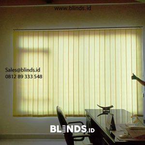 Jual Vertical Blinds SP 8004-8 Yellow Kebon Nanas Cipinang Besar Selatan Jatinegara Jakarta Id5797