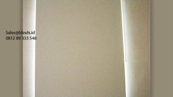 Harga Roller Blind Blackout Sp 6046-10 white Cluster Azura Vanya Park Pagedangan