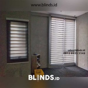 Jual Tirai Zebra Blinds Terlengkap & Termurah