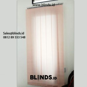 Jual Vertical Blinds Dimout Sp 8804 Brown Beige Klien Pesanggrahan Jakarta Id6204