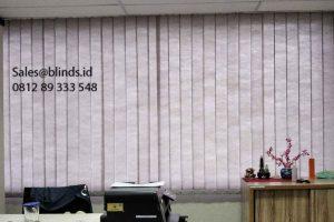 Harga Vertical Blinds Semi blackout Sp 8370-6 Grey Rasuna Said Setiabudi Jakarta Id6211