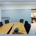 Jual Vertical Blinds Sp 6045-3 Grey Gelora Tanah Abang Jakarta