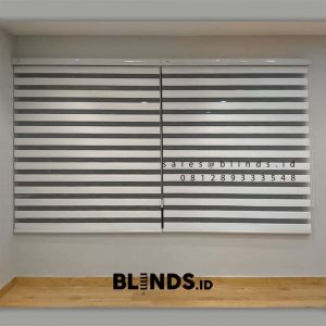 Jual Zebra Blinds Dimout SP 191 White Boulevard Raya Gading Serpong Kelapa Dua ID4575