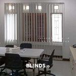 Vertical Blinds Blackout Sp 200-2 Beige Gandaria Kebayoran Baru Jakarta