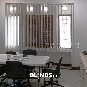 Vertical Blinds Blackout Sp 200-2 Beige Gandaria Kebayoran Baru Jakarta Id4434