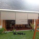 Roller Blinds Sunscreen Outdoor Sp 90-03 Toast MPR I Dalam Cilandak Jakarta