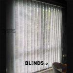 Jual Vertical Blinds Murah Sp 8370-8 Dark Grey Pela Mampang Mampang Prapatan Jakarta