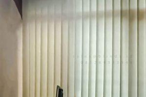 Vertical Blinds Semi Blackout Sp 8010-8 Yellow Sultan Hasanuddin Dalam Kramat Pela Kebayoran Baru ID6725